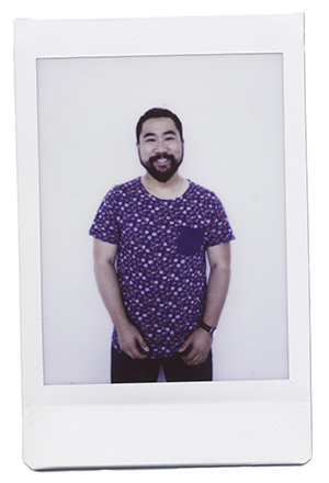 Instax Profile Picture